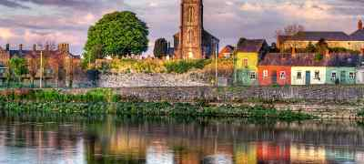 Dublin, Limerick & Galway by Train