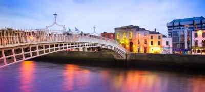 Dublin & Galway by Rail