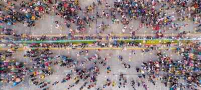 2019 Festivals: Songkran (Thai New Year)