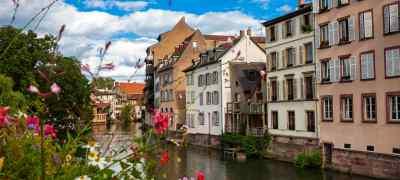 Paris & Strasbourg by Rail