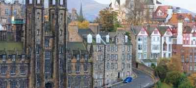 Solo Travel: A Glimpse of Edinburgh