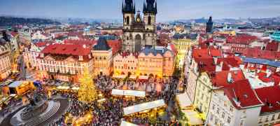 Christmas Charm in Central Europe
