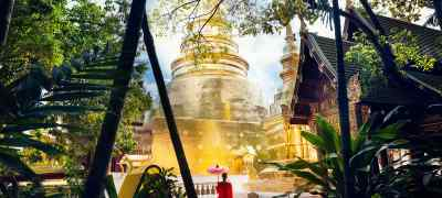 Travel to Chiang Mai in Thailand