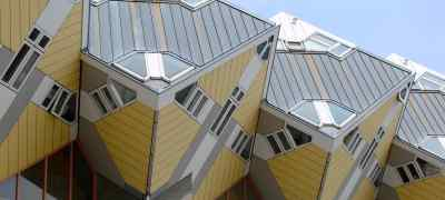 9 Things You Didn't Know You About Rotterdam's Cube Houses
