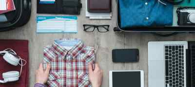 10 Tips to Pack Smart