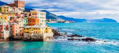 Travel to Genoa in Italy
