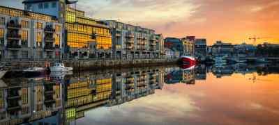 Ireland's Cosmopolitan Comfort