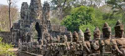 Hanoi & Siem Reap