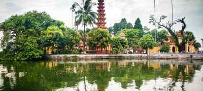 Vietnam: Hanoi & Saigon