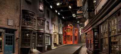 Harry Potter Experience with Edinburgh