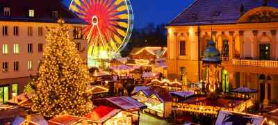 Travel to the Christmas Markets in Germany