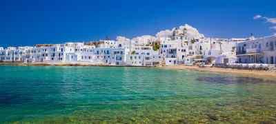 Athens, Paros & Santorini