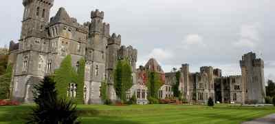 Irish Castle Getaway
