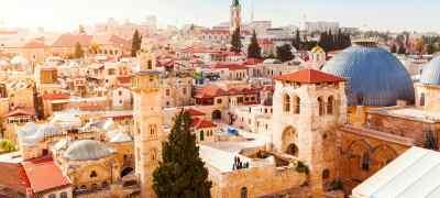 Jerusalem Explorer