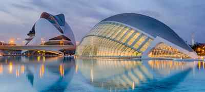 Travel to Valencia in Spain