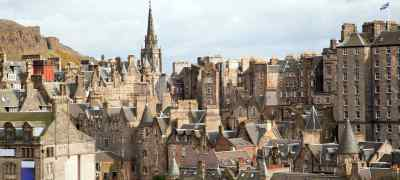 Scottish B&B Vacation with Edinburgh