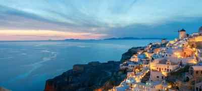 Grecian Romance: Athens & Santorini