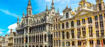London & Brussels by Rail