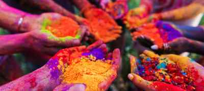 A Guide to Holi, India's Most Colorful Festival