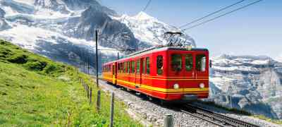 Switzerland's Scenic Train Rides