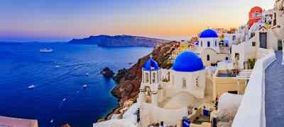 Athens & Santorini