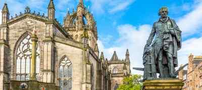 Edinburgh & Glasgow by Rail