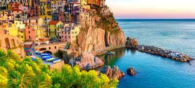 Nice, Cinque Terre & the Flavors of Tuscany