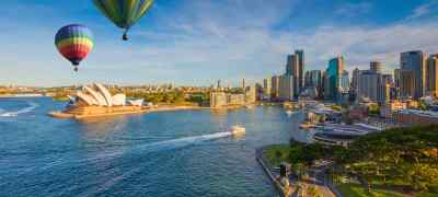 Destination Australia: Sydney, Melbourne & Cairns