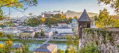 Travel Guide to Salzburg, Austria