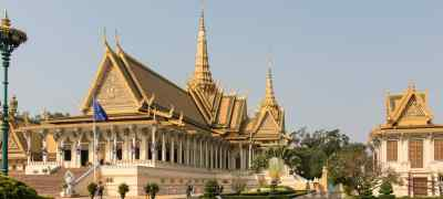 Travel to Phnom Penh in Cambodia