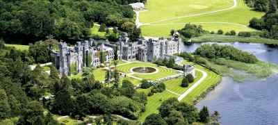 B&B Ireland with Ashford Castle