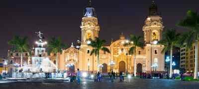 Lima City Explorer