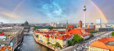 Germany's Magic Cities by Train
