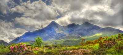 Highlands, Skye and Northwest Scotland
