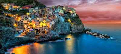 8 of the World's Most Scenic Coastal Towns & Villages