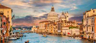 Iconic Italy: Venice, Florence & Rome