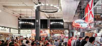 Must-Try Food Halls Around the World