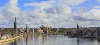 Travel to Inverness in Scotland