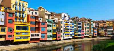 Travel to Girona in Spain