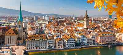 Travel Guide to Zurich, Switzerland