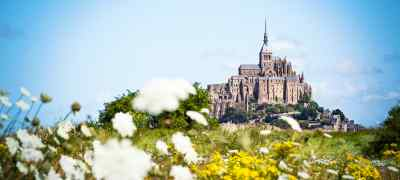 Travel to Normandy, Omaha Beach & Le Mont Saint-Michel