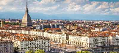 Travel to Turin, Italy