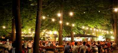 Beer Halls and Gardens of Germany and Austria