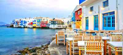 Marvels of Ancient Greece with Mykonos