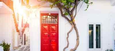 Athens & Mykonos (off-season travel)