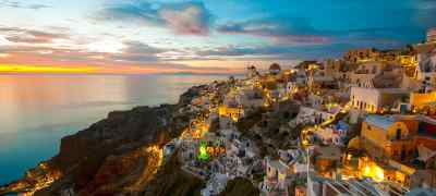 Greek Luxury Vacation: Athens, Mykonos & Santorini