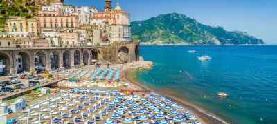 Affordable Amalfi & Rome