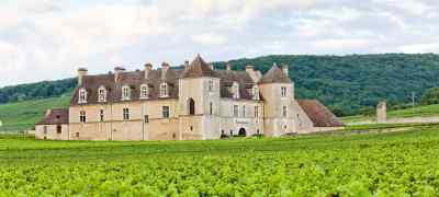 Travel to Burgundy in France