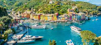 Travel to Portofino in Italy
