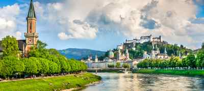 Travel to Salzburg in Austria